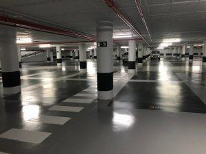 parking tauli